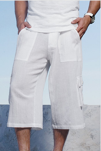 Mens Fashion: Cropped and Rolled up Pants are in this Summer ...